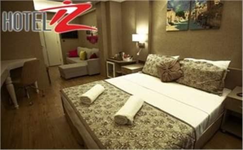İz Hotel İzmir Kahvaltı Dahil Konaklama | İzmirBuraya.com