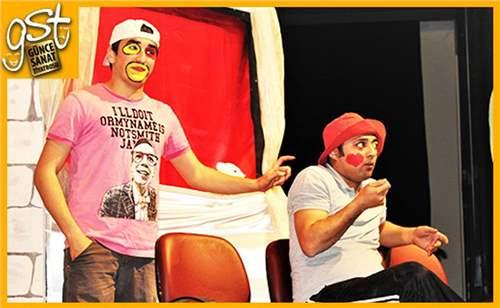 Geveze Kuklalar Çocuk Tiyatro Oyunu Giriş Biletleri | İzmirBuraya.com
