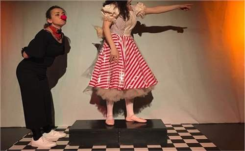 Alice Harikalar Diyarında Çocuk Tiyatro Oyunu   İzmirBuraya.com