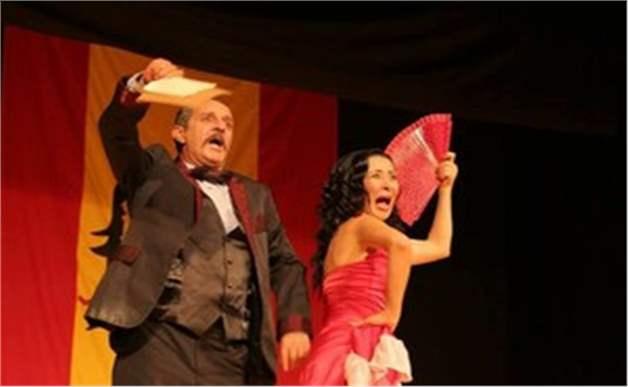 İspanya İç Savaşını Anlatan Ay Carmela Tiyatro Bileti