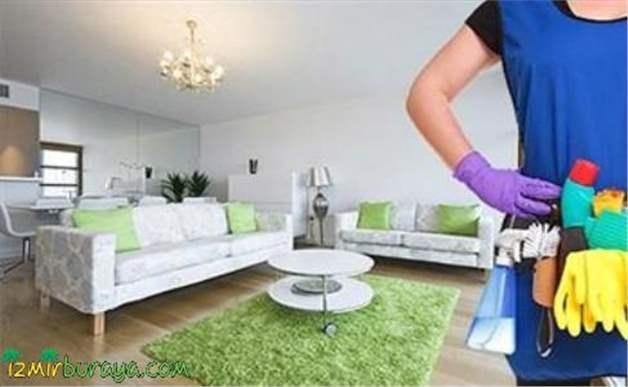 R&Y Temizlik 2 Kişi ile Tam gün ev veya ofis temizliği