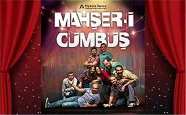 4. Karşıyaka Tiyatro Festivali'ne Özel Muhteşem 'Mahşer-i Cümbüş' Doğaçlama Tiyatro Gösterisine Giriş Bileti