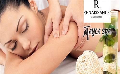 Alsancak Renaissance Hotel Mayla SPA'da Masaj ve Spa